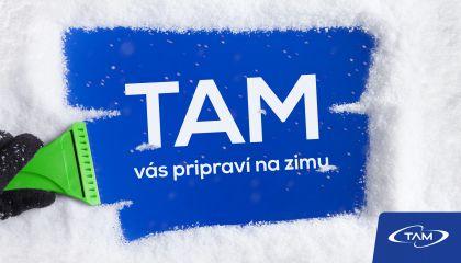 TAM vás pripraví na zimu