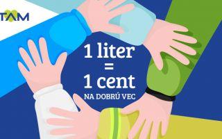 V apríli spoločne pomôžeme tým, ktorí to potrebujú
