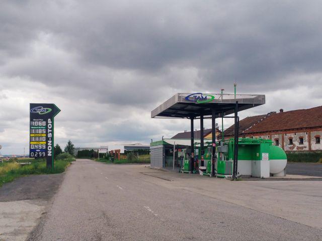 Autohof Jablonica