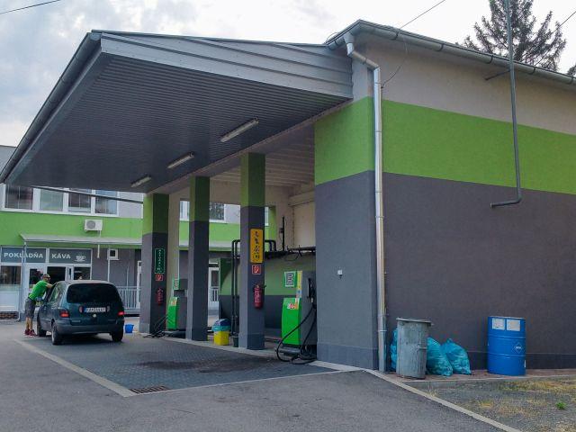 Autohof Krupina