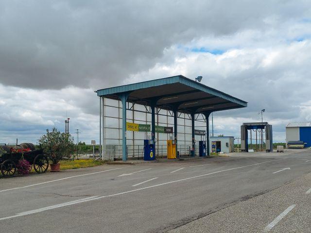Autohof Šarovce