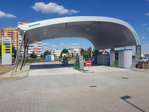 Pezinok - Férové pumpy
